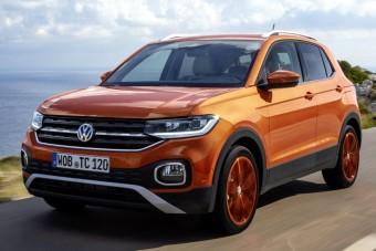 Utolsóként erősít a kicsi Volkswagen