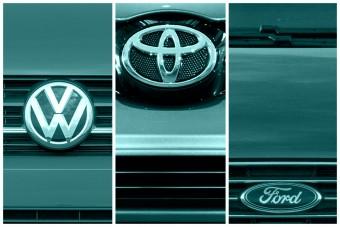 Ezek a világ legnépszerűbb autómárkái