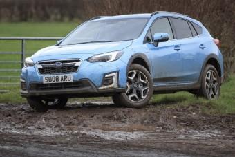 Újabb hibrid Subaru érkezett Európába