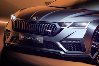 245 lóerős lesz a Škoda hibrid sportautója