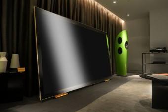 Jachtokra tervezték az aranyozott vízálló tévét