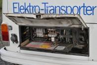 450 lóerős lett az elektromossá alakított öreg Transporter 1