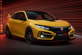 Még keményebb, még finomabb a Honda családi sportautója