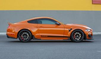 Ezt a Mustangot csak annak adnánk el, aki tud is vele gyorsan menni