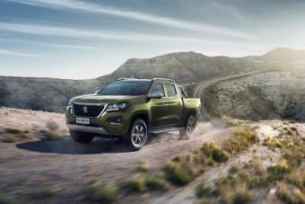 Kínai alapokra épül a Peugeot pick-upja, a Landtrek