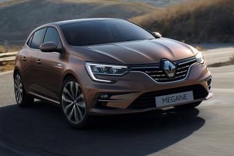 Megújul a Renault Mégane