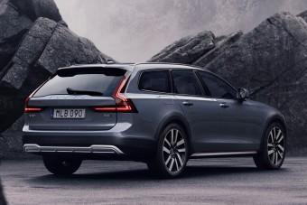 Volvo S90 V90 V90CC facelift 2020 videók