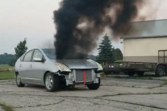 Ezt a dízel Toyota Priust sokan már nem vennék poénnak