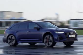 Ezzel az Audi kombival kiállhatsz a Teslák ellen