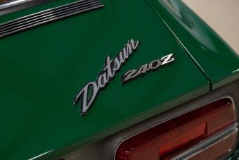 Szomorú története van ennek a tökéletes zöld Datsunnak