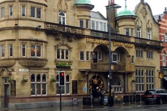 Kiemelt történelmi emlékhely lett egy angol kocsma