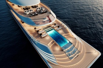 Hidrogénhajtású jachtot vett Bill Gates