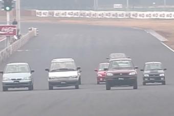 Szórakoztató és tanulságos ez a vicces japán autóverseny