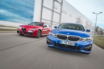 Miért veri meg a BMW az Alfát? Megint...