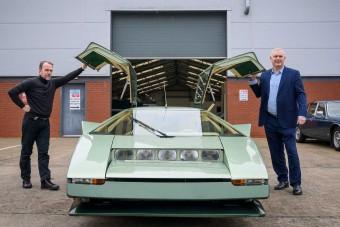 Beváltja 40 éves ígéretét az Aston Martin