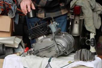 Van jövője a kétütemű motoroknak?