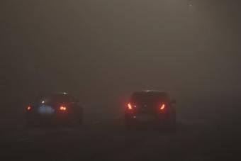 Ilyen egy magyar illegális verseny sötétben, ködben