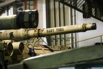 Európába küldi az amerikai hadsereg Baby Yodát