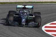 F1: A Mercedes előre szólt a trükkjéről az FIA-nak 1