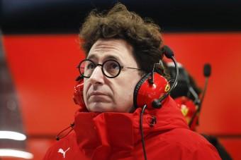 F1: Ez nem méltó a Ferrarihoz