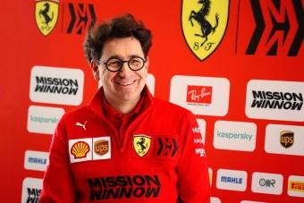 F1: A Ferrari nem mond le a csapatutasításokról