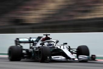 F1: Bottasé az utolsó tesztnap