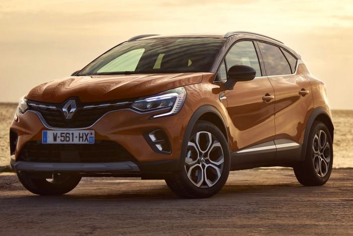 Nagyobb, tágasabb, okosabb lett a Renault Captur 6