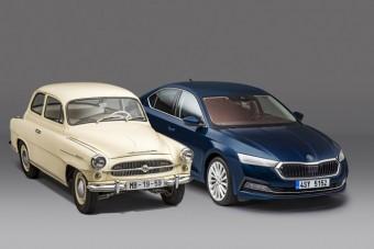 Elkészült a hétmilliomodik Škoda Octavia