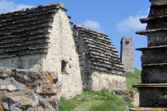 Csak valódi kalandoroknak ajánlott ellátogatni a Kaukázus szellemfalujába