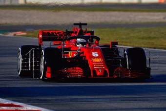 F1: A Ferrari kimondta, nincs a riválisok szintjén