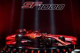 F1: A Ferrari nem hátrál, marad a szponzor