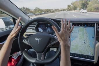 Ingyen hamburgert osztogat a gyorsétteremlánc a Tesla hibája miatt