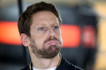 F1: Beszóltak Grosjeannak az autóbemutatón