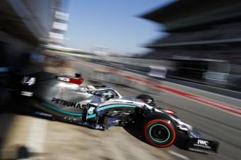 F1: A főnök próbálta ki elsőként a Merci trükkjét