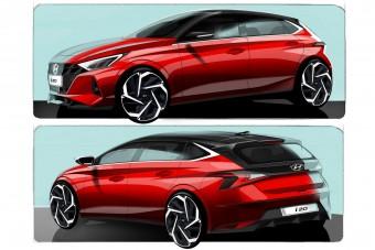 Sportosabb lesz a Hyundai városi kisautója