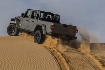 Jeep Gladiator Mojave video
