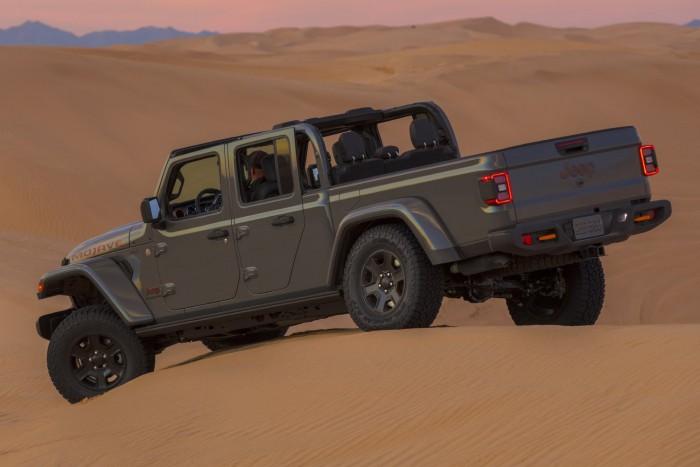 Beszáll a Dakar-raliba a Jeep? 1