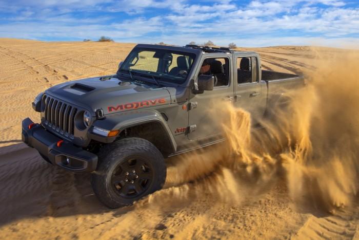 Beszáll a Dakar-raliba a Jeep?