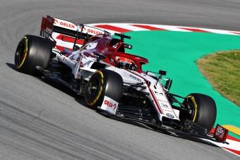 Kubica talán utoljára ül F1-es autóba
