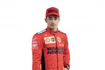 F1: Leclerc is kísérletezett a növényevéssel