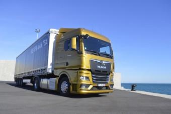 Kamion, amelyet személyautósan könnyű vezetni