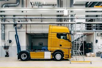 A teherautók fékezését is érintik az idei újítások