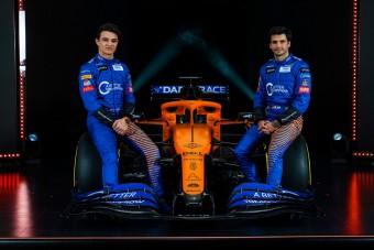 F1: A McLaren nem tervez pilótacserét