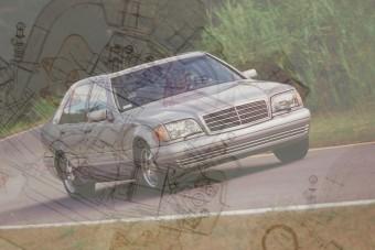 Tervezőasztalon maradt a Mercedes 18 hengeres motorja