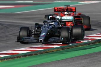 F1: Megmondták, a Ferrari csak a harmadik erő