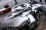 F1: A főnök próbálta ki elsőként a Merci trükkjét 5