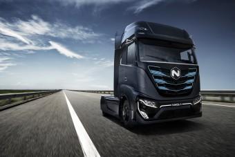 Európában fogják gyártani a Nikola elektromos teherautóját