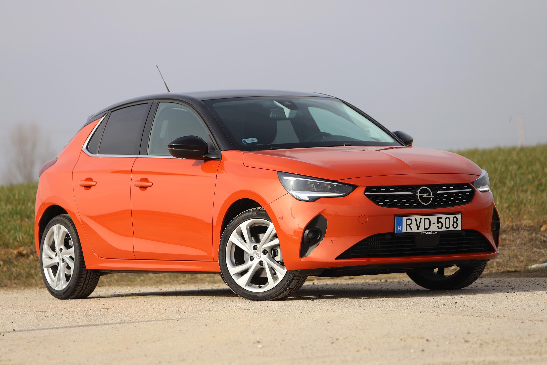 Opel corsa teszt