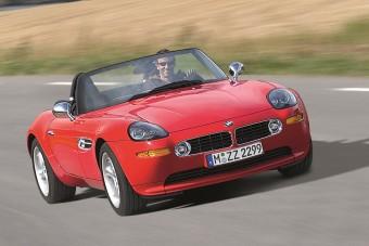 20 éves a BMW csodálatos roadstere, a Z8