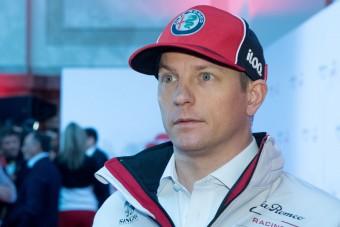 Räikkönen: Alonsónak nem lesz helye